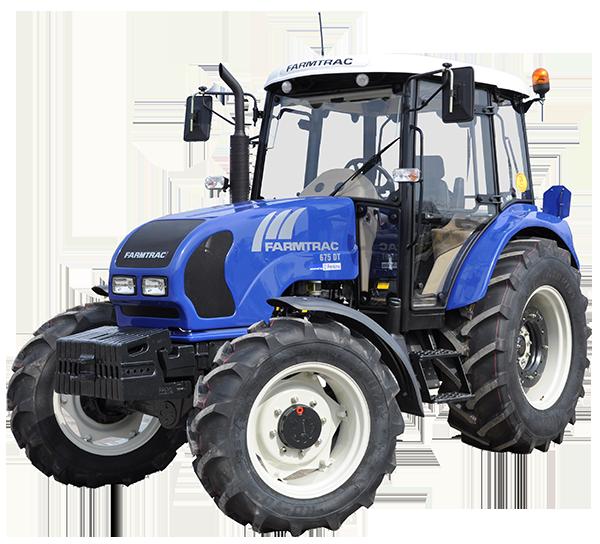 ciągnik na 10 hektarów - Farmtrac 675 DT