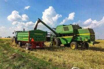 Sprzedaż przyczep rolniczych Pronar PT610