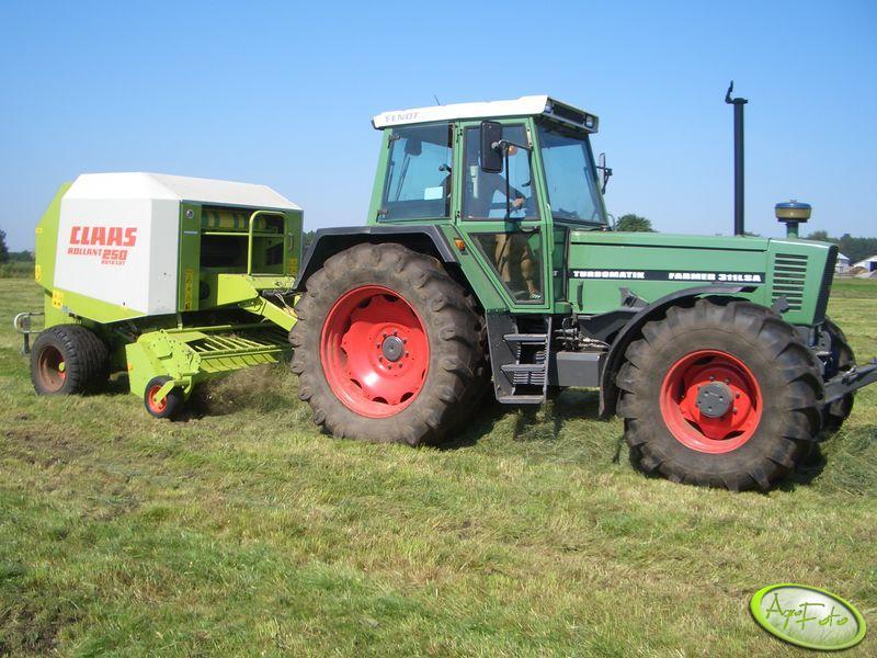 Ciągniki używane 90-100 KM Fendt Farmer 311 LSA