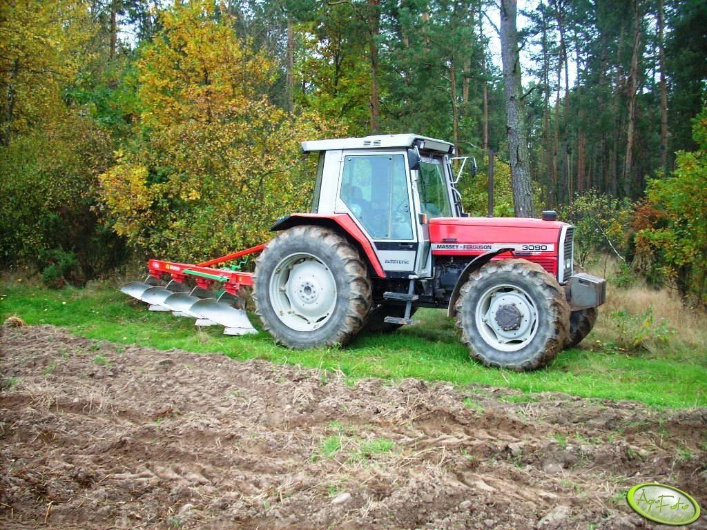 Ciągniki używane 90-100 KM Massey Ferguson 3080