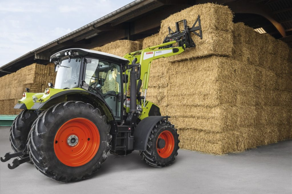 Claas Arion 620 II