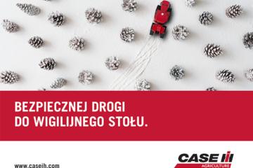 Case IH - życzenia świąteczne