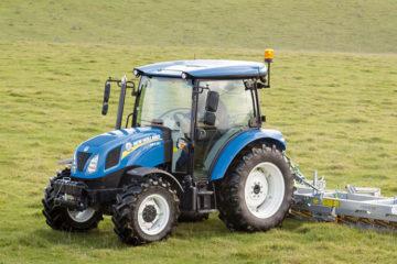New Holland T4S sprzedaż ciągników
