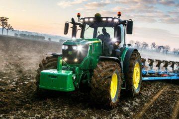 Sprzedaż ciągników rolniczych