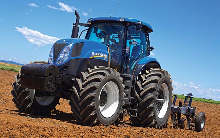 New Holland T7.205 sprzedaż ciągników
