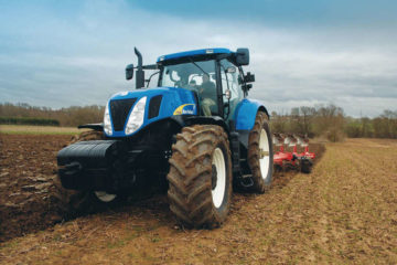 Rynek ciągników New Holland T7000