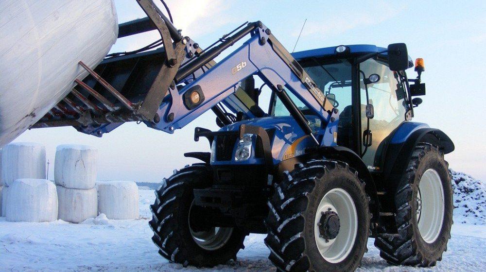 Rynek ciągników rolniczych