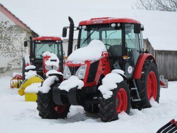 Rynek ciągników rolniczych styczeń 2019