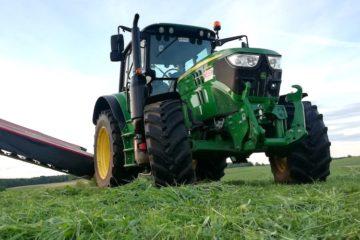 Rynek ciągników rolniczych maj 2019