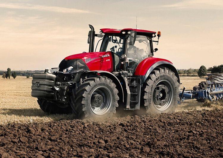 Sprzedaż ciągników rolniczych sierpień 2019