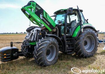 Rynek ciągników rolniczych 20 września 2019